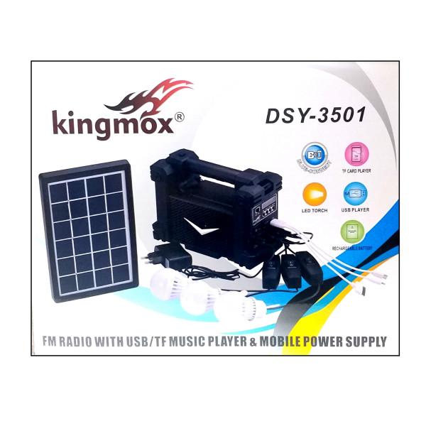 Kit solar con bluetooth DSY-3501
