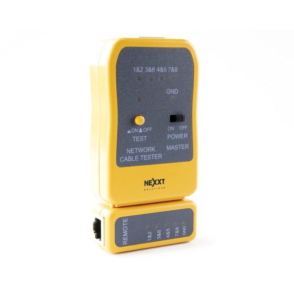Nexxt Lan Tester RJ11/RJ45 (Probador de ...