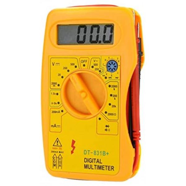 Multimetro Digita Security DT-831B+