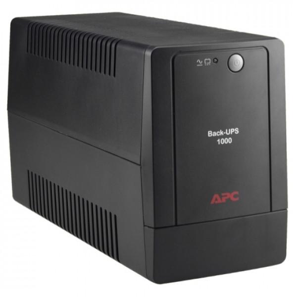 UPS APC BX1000L-LM 600W 6 Salidas C/Reg