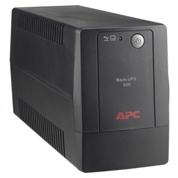 UPS APC BX600L-LM 300W 4 Salidas C/Reg