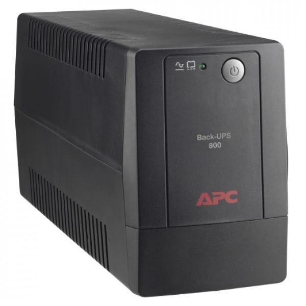 UPS APC BX800L-LM 400W 4 Salidas C/Reg
