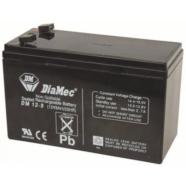 Bateria de UPS DNV Recargable 12V 9.0AH