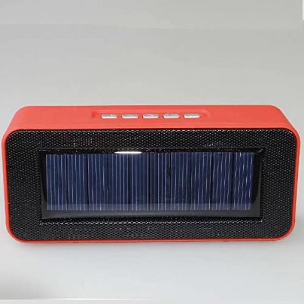 Bocina Bluetooth Solar Power M-303C