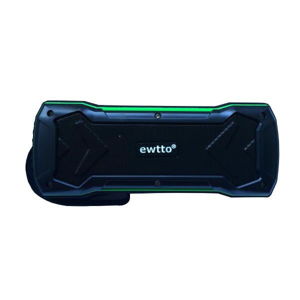 Bocinas Bluetooth ewtto ET-P1365BA Imper...