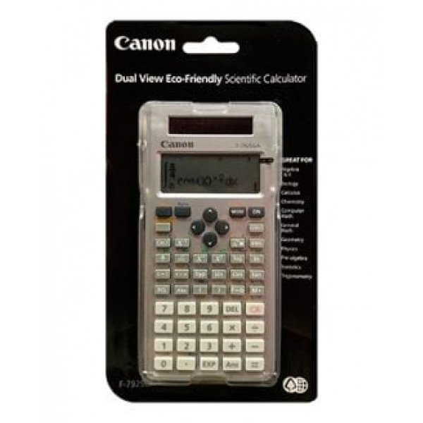 Calculadora Canon cientifica / 648 funci...