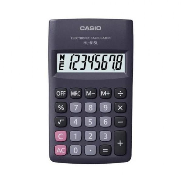 Calculadora Casio de Bolsillo HL-815L