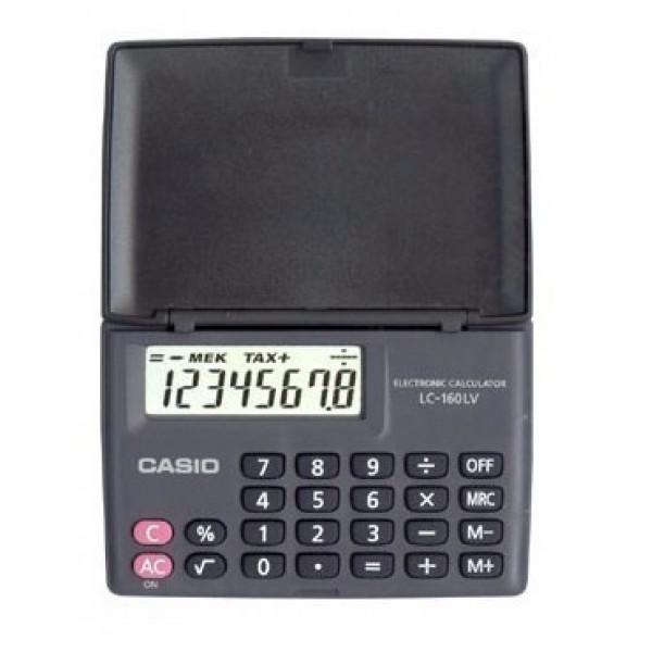 Calculadora Casio de Bolsillo LC-160LV