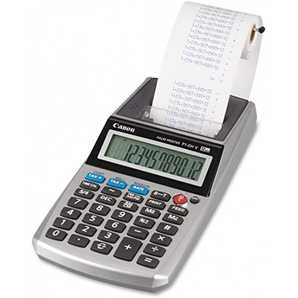 Calculadora Canon P1-DHV / handheld prin...