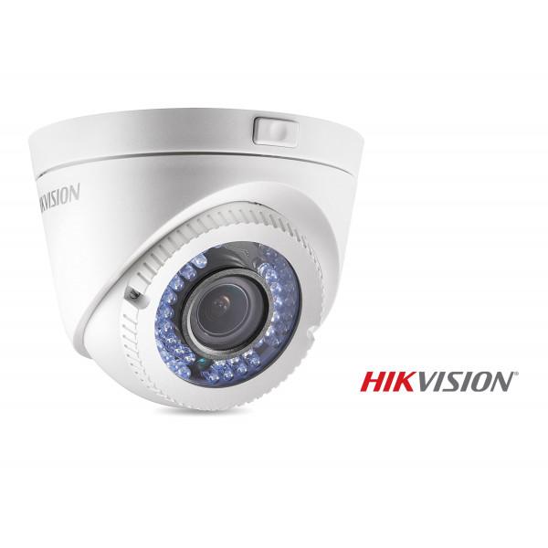 Camara de Vigilancia HIK DS-2CE56D0T-VFIR3F  1080P  Domo 2.8-12mm 20m IR 4 en 1