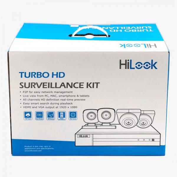 Kit de Vigilancia DVR Hilook TK-4041B-PP...