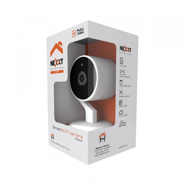 Nexxt Smart Wi-Fi IP Camera Indoor AHIMP...