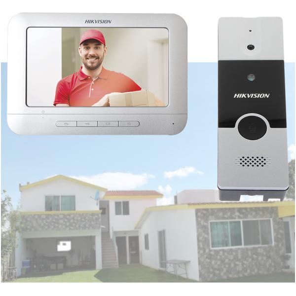 7-inch Videio Door Phone Intercom Kit / ...