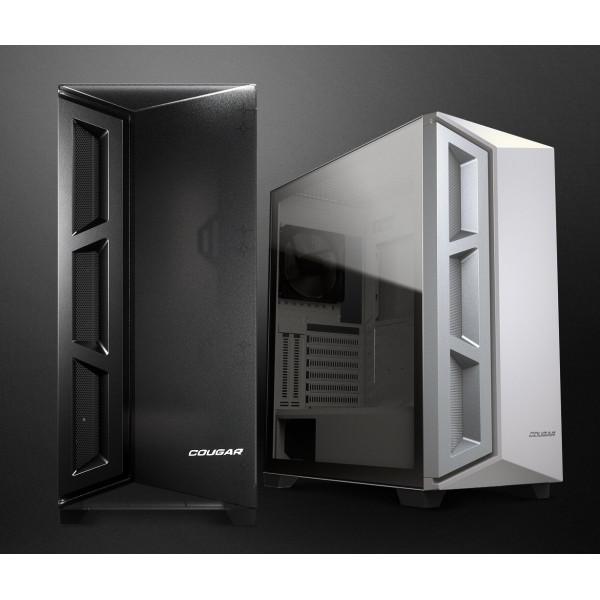 Case Cougar Darkblader X5 / White / Blac...