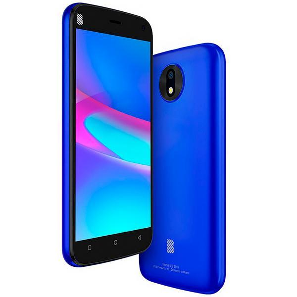 Celular Blu C130EQ C5 Plus QC 1.3Ghz/ 1GB Ram/ 16GB Mem Interna/ Pantalla 5.5/ Cam 8.0 MP/ 4G HSPA+/ Android 8.1