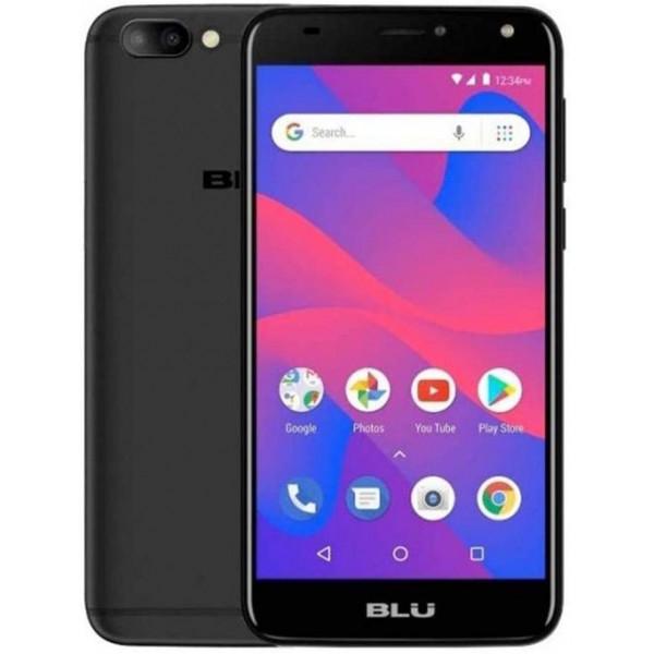 "Celular Blu C031P C6 QC 1.3Ghz/ 1GB Ram/ 16GB Mem Interna/ Pantalla 5.5""/ Cam 8.0 MP/ 4G HSPA+/ Android 8.1"