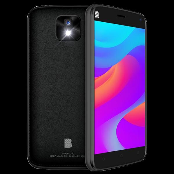 Celular Blu J5L 1.4Ghz/ 1GB Ram/ 32GB Mem Interna/ Pantalla 5.0/ Cam 5.0 MP/ 4G HSPA+/ Android 10