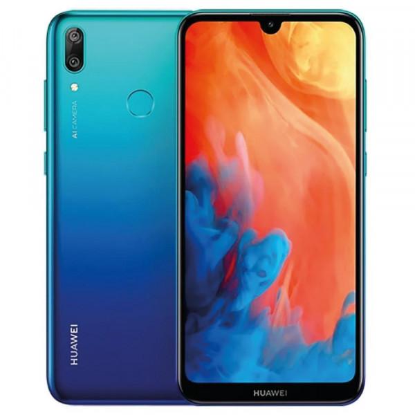Celular Huawei dub-LX3 Y7 2019 Plus 1.8Ghz OctaCore/ Pantalla 6.26/ Cam 13MP + 8MP/ 4GB RAM/ 64GB MEM/ LTE/ Fingerprint