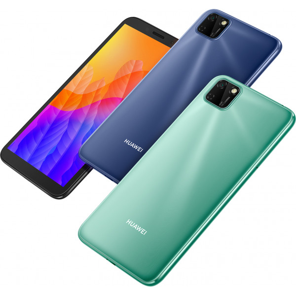 "Celular Huawei Y5p DRA-LX9 OC 2.0Ghz/ 5.45"" Screen/2GB RAM/ 32GB Mem/ Cam 8MP/ GPS/ Android/ WiFi/ Bluetooth/ 3000mAh/ Dual"