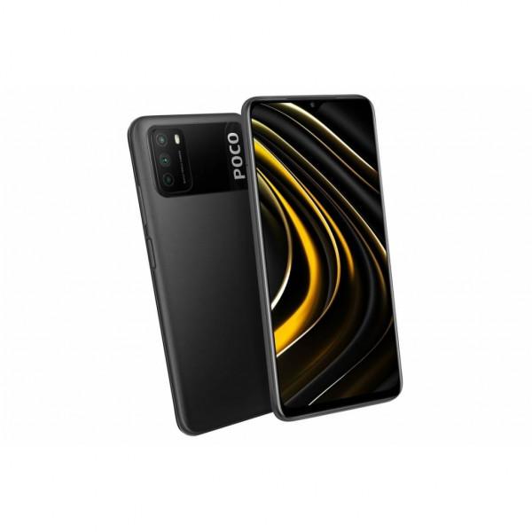 Celular Poco M3 Octacore 1.8ghZ/ 6.53 in Screen/4GB RAM/ 64GB Mem/ Cam 8P/ Android 10/ WiFi/ Bluetooth/ 4G / 6000mAh