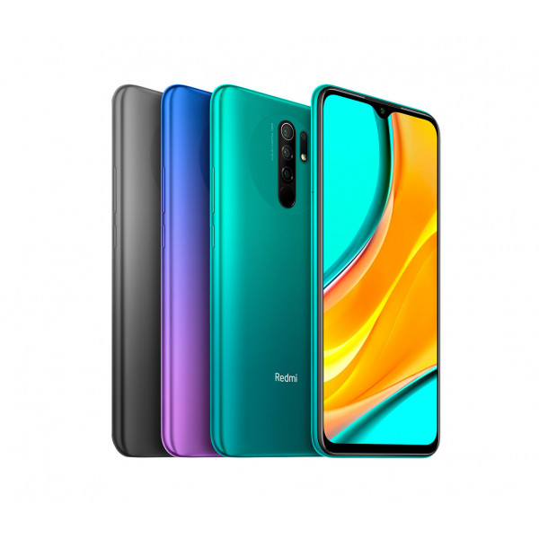 Celular Xiaomi Redmi 9A OC 2.0Ghz/ 6.53 Screen/2GB RAM/ 32GB Mem/ Cam 13MP/ GPS/ Android/ WiFi/ Bluetooth/ LTE