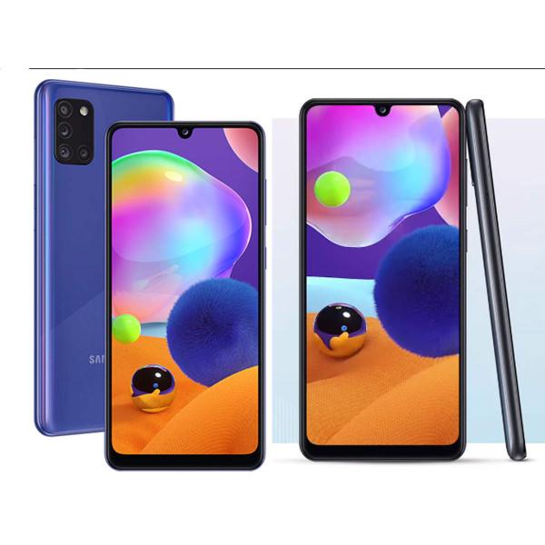 "Celular Samsung Galaxy A31 SM-A315G/DSL OctaCore 2.0Ghz/ 6.4"" HD+/ Dual 48MP+5MP+8MP/ 4GB RAM/ Mem 128GB/  WiFi/ Finger"