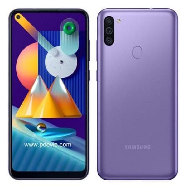 Celular Samsung Galaxy M11 SM-M115M/DS O...