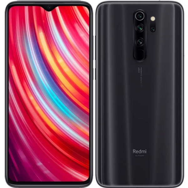 "Celular Xiaomi Redmi Note 8 Pro 2.0Ghz/ 6.5"" Screen/6GB RAM/ 128GB Mem/ Cam 64MP/ GPS/ Android/ WiFi/ Bluetooth/ LTE"