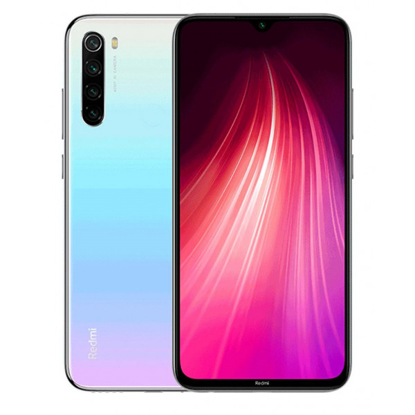 Celular Xiaomi Redmi Note 8 OC 2.0Ghz/ 6.3 Screen/4GB RAM/ 128GB Mem/ Cam 48MP/ GPS/ Android/ WiFi/ Bluetooth/ LTE