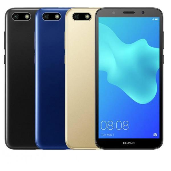Celular Huawei Y5 Neo DRA-LX3 Mediatek MT6761, Quad-core 1.5 GHz Cortex-A53 / Dual SIM / 5.71 Pulgadas / 1 Gb RAm / 16Gb ROM