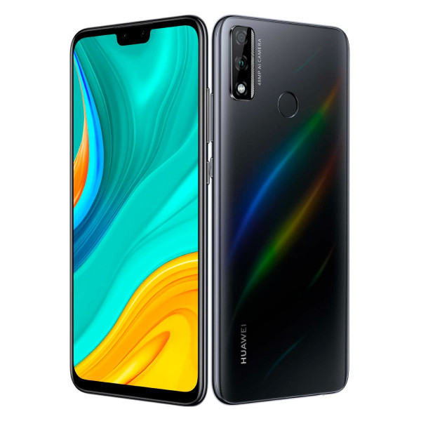 Celular Huawei JKS-LX3 Y8s OctaCore/ Pantalla 6.5/ Cam 48MP + 2MP/ 4GB RAM/ 64GB MEM/ LTE/ Fingerprint