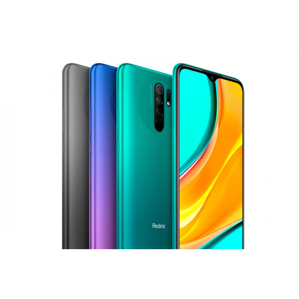 Celular Xiaomi Redmi 9 OC 2.0Ghz/ 6.53 Screen/4GB RAM/ 64GB Mem/ Cam 13MP/ GPS/ Android/ WiFi/ Bluetooth/ LTE