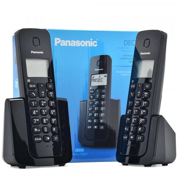 Telefono Inalambrico Panasonic KX-TGB112...