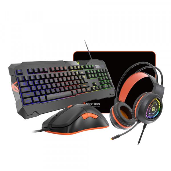 Combo gaming teclado / mouse /  mousepad...