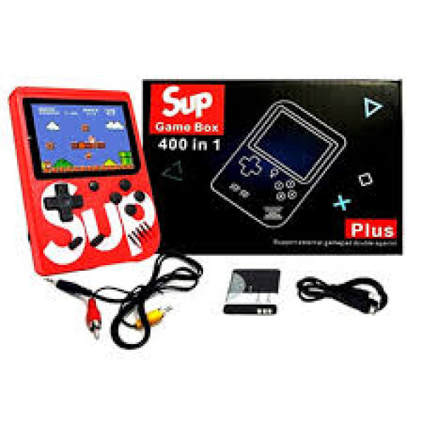 Consola de Juegos Sup Game Box 400 in 1