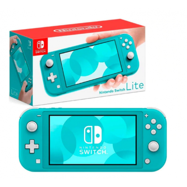 Nintendo Switch Lite / Color turquesa