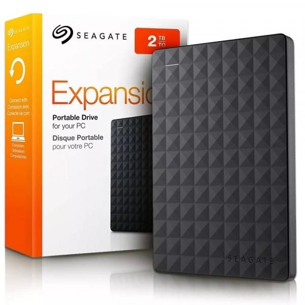 Disco Duro Externo Seagate Expansion 2TB...