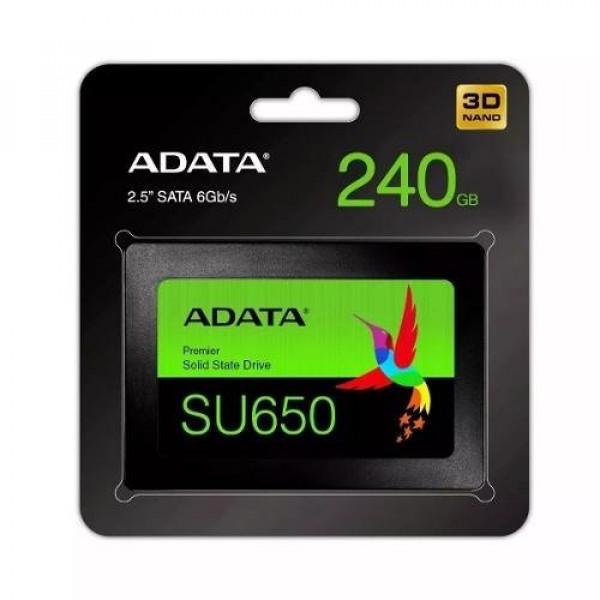 Disco Duro SSD AData 240GB 2.5 SATA 3