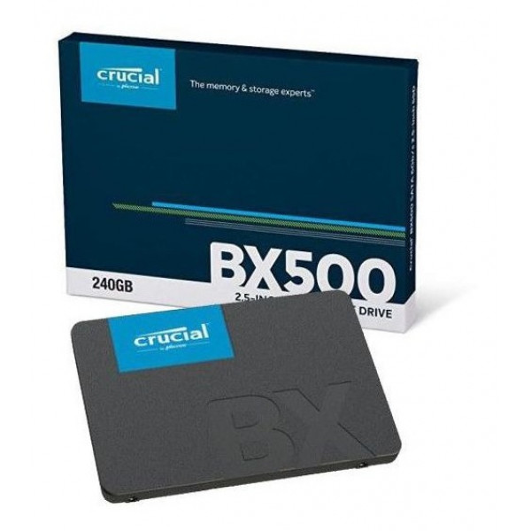 Disco Duro SSD HD Crucial 240GB 2.5 SATA...