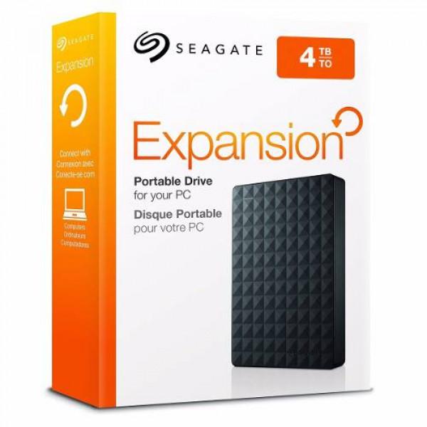 Disco Duro Externo Seagate 4TB USB 3.0 S...