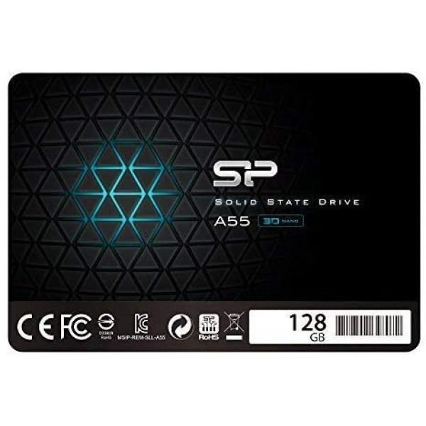 Disco Duro Silicon Power SSD 128GB 2.5 S...