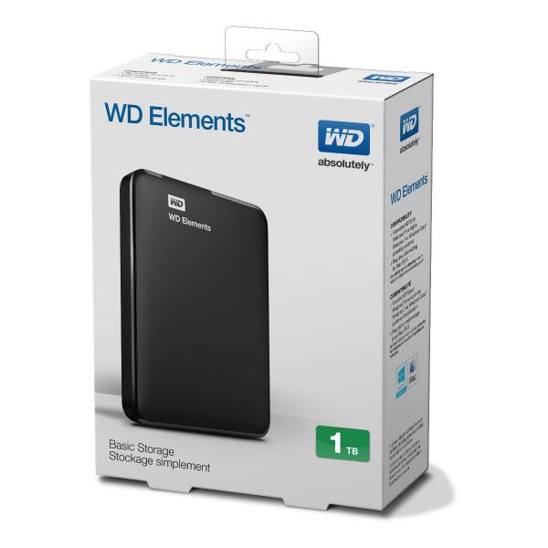 Disco Duro Externo Western Digital 1TB U...