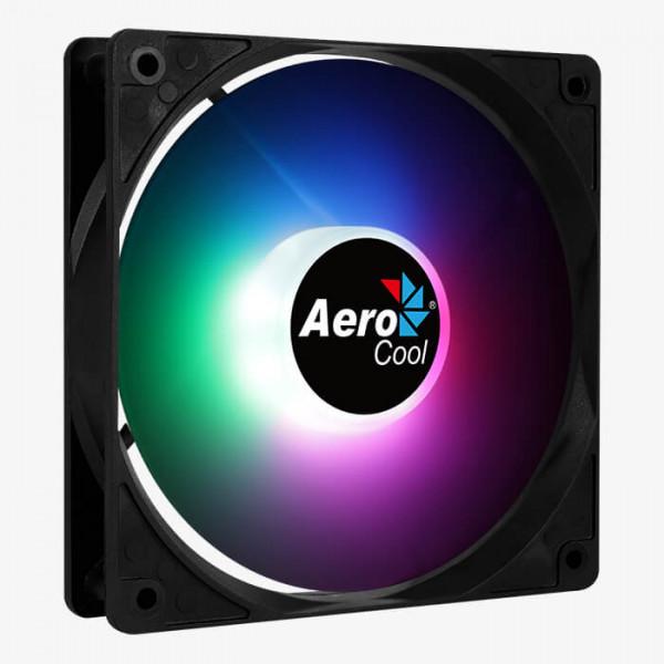 Fan Cooler Aerocool Frost 12 FRGB Moles ...