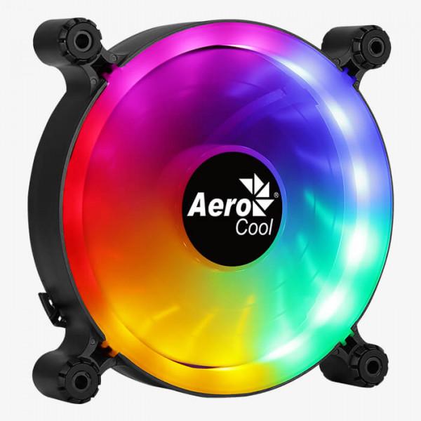 Fan Cooler Aerocool Spectro 12 FRGB Mole...