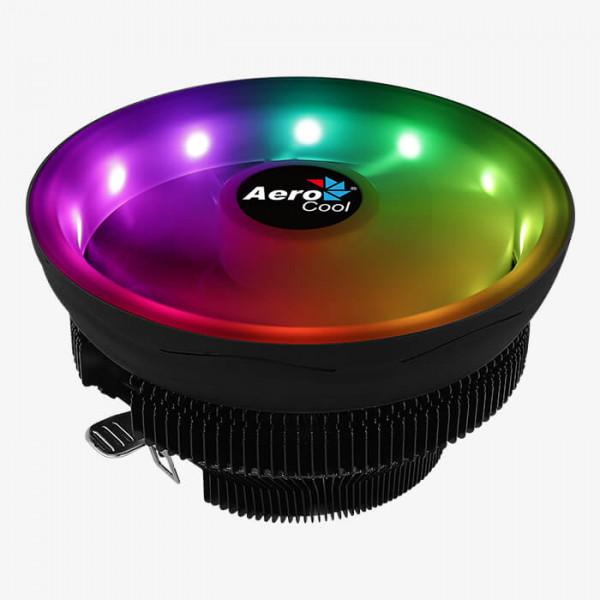 Fan Cooler Aerocool Core Plus ARGB PWM 4...