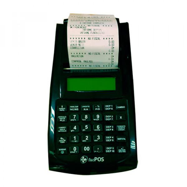 Caja Registradora Fiscal Portatil FacPOS