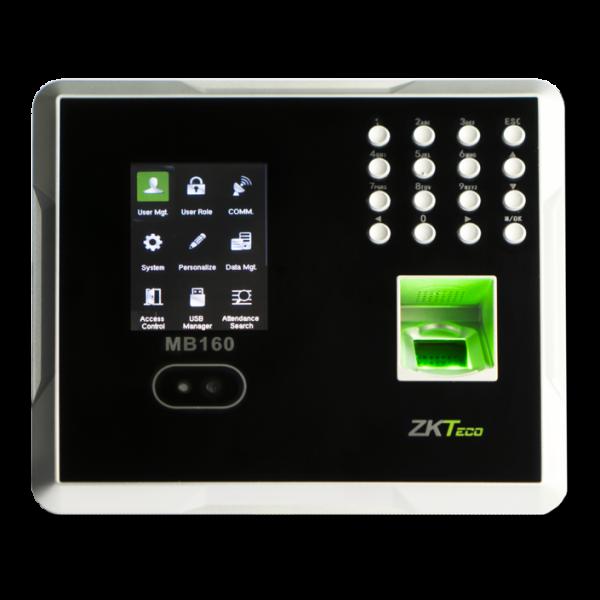 Multibiometrico ZK Teco MB160 Control de...