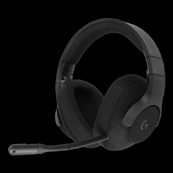 Headset Logitech G433 Gaming 7.1 surroun...