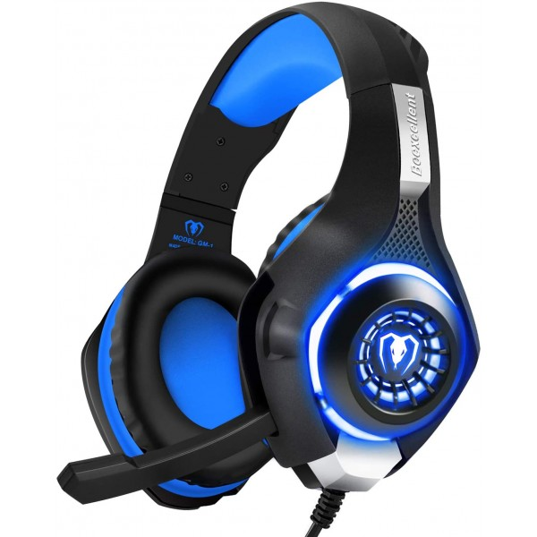 Headset BlueFire Beexcellent Gaming Head...