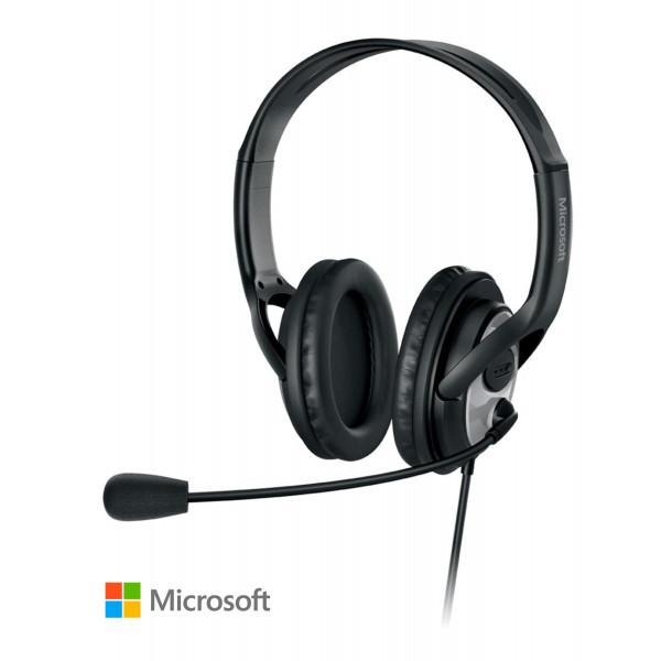 Headset Microsoft LX-3000 / cancelacion de sonido / sonido estereo